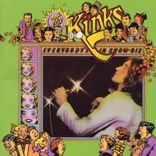 Kinks - Everybody's In Showbiz Vinyl