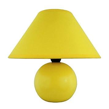 Ampoule Ariel Tissu ARabalux Eec De Céramique Lampe Table 1 dxroCBe