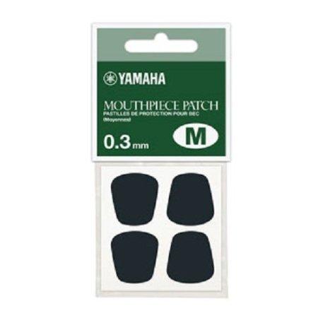 New YAMAHA Mouthpiece Patches 0.3mm Saxophone Clarinet 4pcs x 2 Sets MPPAM3 F/S