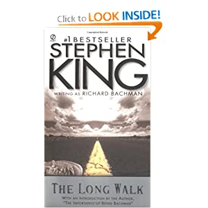 Amazon.com: The Long Walk (9780451196712): Stephen King, Richard ...