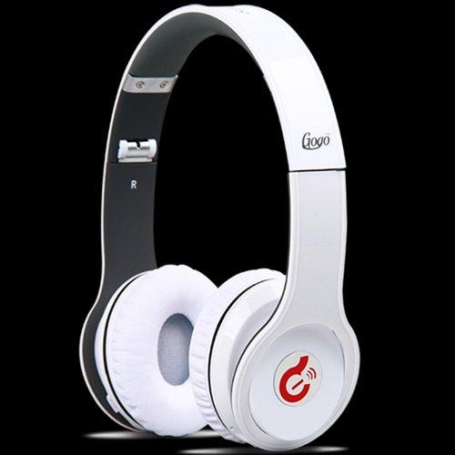 Syllable-G15 white bluetooth ワイヤレスヘッドセット ノイズリダクション採用★音楽再生★通話可能 折り畳み仕様ヘッドホン
