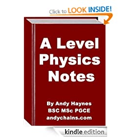 A Level Physics Notes