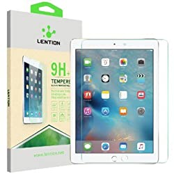 LENTION Tempered Glass Screen Protector for iPad mini 4 Protective Film Crystal Clear Ultrathin Superhard 9H Shatterproof