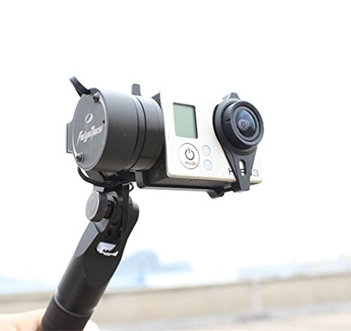 Review JMT® FY G3 Steadycam Handheld Gimbal 2-Axis Brushless Handle Camera Mount for Gopro Hero 3 3...