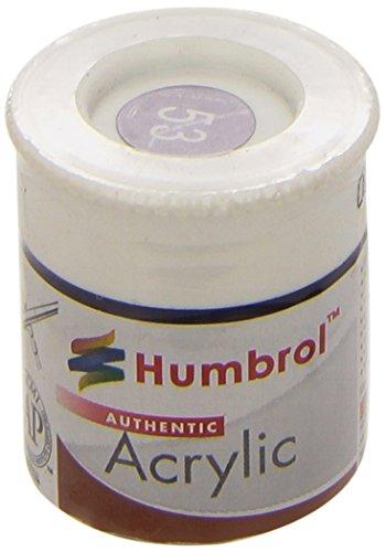 Humbrol Acrylic Paint, Gunmetal