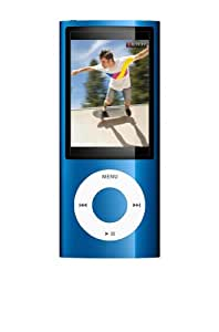 Apple iPod nano 8 GB 5th Generation(Blue)  (Discontinued by Manufacturer)