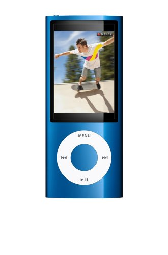 Apple iPod nano 8 GB Blue (5th Generation) NEWEST MODEL by Apple