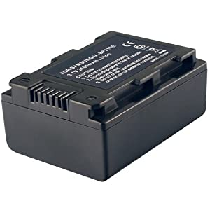 Samsung HMX-F90 Camcorder Battery Lithium Ion (2100 mAh 3.7v) - Replacement For Samsung IA-BP210E Battery