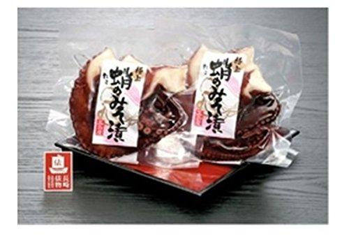 五島漁協協同組合 平成長崎俵物タコの味噌漬 -
