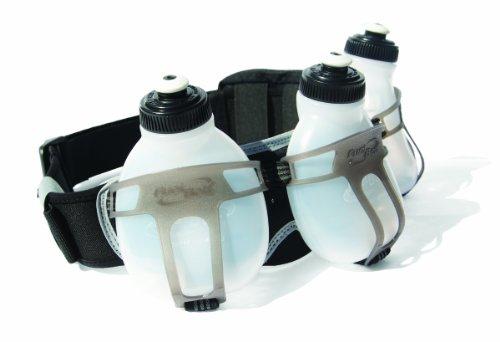 Fuelbelt R3O Revenge Hydration Belt, One Size, Black front-18291