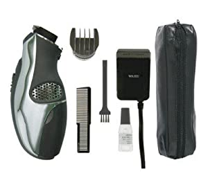 wahl 5570 500s trim n vac rechargeable beard mustache trimmer ca. Black Bedroom Furniture Sets. Home Design Ideas