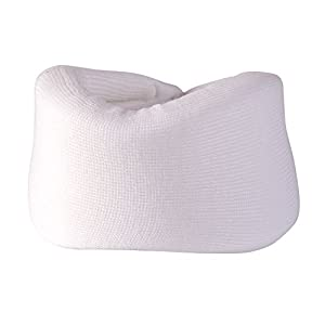 DMI Soft Foam Cervical Collar Neck Support, Medium, 3-Inch Width, White
