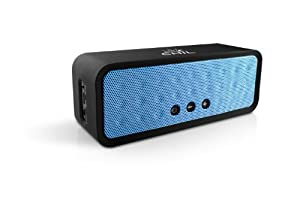 CHIL ChilBox Bluetooth Speaker with Speakerphone - Blue (0212-4146)