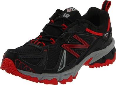 New Balance KV610 Trail Runner (Little Kid/Big Kid),Grey/Red,13 M US Little Kid