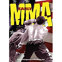 Early MMA 1960's