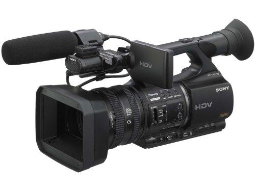 ソニー HDVカムコーダー HVR-Z5J