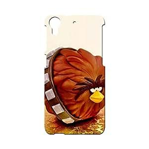 BLUEDIO Designer Printed Back case cover for HTC Desire 728 - G1395