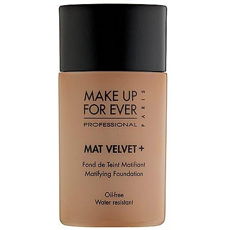 MAKE UP FOR EVER Mat Velvet + Matifying Foundation No. 70 - Caramel (Make Up Forever Mat Velvet compare prices)