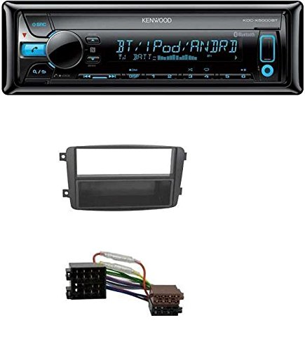 Kenwood-CD-MP3-USB-Bluetooth-Autoradio-fr-Mercedes-C-Klasse-W203-CLK-W209-Vito-Viano