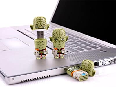 Mimobot Star Wars Yoda 16GB USB Flash Drive from Mimobot