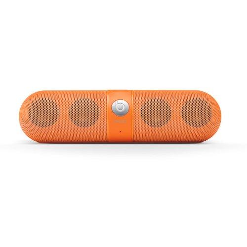 Beats By Dr Dre Pill Bluetooth Wireless Speaker - Neon Orange (Limited Edition)
