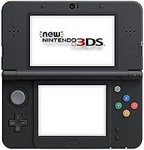 Nintendo Handheld Console 3Ds - New Nintendo 3DS - Black [Importación Inglesa]