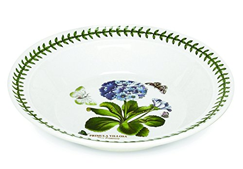 Portmeirion botanic garden soup plate set of 6 coconuas239 for Portmeirion dinnerware set of 4 botanic garden canape plates