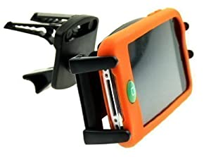 Slim Grip Apple iPhone 3G 3Gs 4 4s Vehicle Air Vent Mount, use with and without your case,fits Otterbox