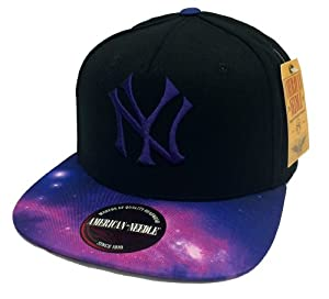 American Needle Final Frontier New York Yankees Strapback Hat by American Needle