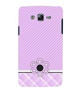 Diamond Girly Pattern 3D Hard Polycarbonate Designer Back Case Cover for Samsung Galaxy J7 (2015) :: Samsung Galaxy J7 J700F (Old Version)