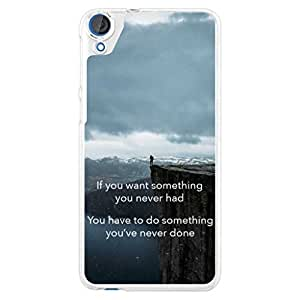 a AND b Designer Printed Mobile Back Cover / Back Case For HTC Desire 826 (HTC_826_3153)
