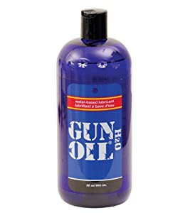 zGun Oil H2O - 32 oz - EDO-8254-20