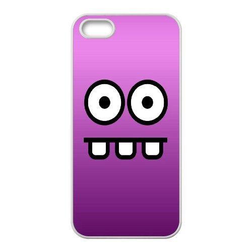 IPhone 5,5S Cases Funny 16, Funny Cases Vety, {White}