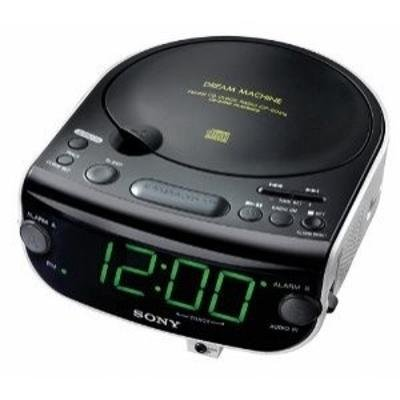 best buy sony icf cd815 am fm stereo cd clock radio with dual alarm free shipping best. Black Bedroom Furniture Sets. Home Design Ideas
