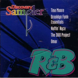 Discovery Sampler R&B Vol. One by Tina Moore, Brooklyn Funk Essentials, Nuttin' Nyce, The D&D and Omar
