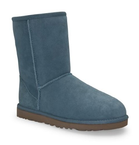 UGG Women's Classic Short Turquoise Boots US