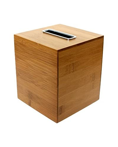 Nameek's Tissue Box Cover Gedy, Bamboo