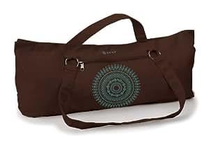Gaiam Marrakesh Embroidered Yoga Mat Tote Bag