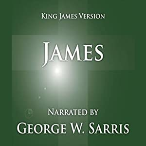The Holy Bible - KJV: James Audiobook