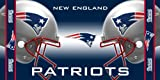 NFL New England Patriots Fiber Reactive Beach Towel