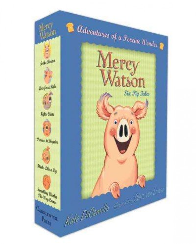 Mercy Watson: Adventures of a Porcine Wonder
