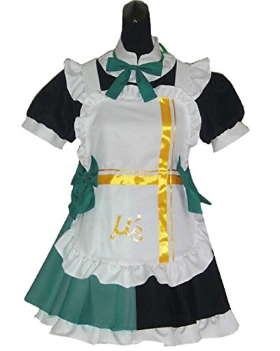 Vicwin-One Love Live Minami Kotori Maid Outfit Cosplay Costume
