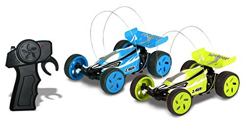 Top Race® Extreme High Speed Remote Control Car, 2.4Ghz, Latest Design, Fastest Mini RC Ever (Colors Vary) - 41CUZHEhgeL - Extreme High Speed Remote Control Car, Latest Design, Fastest Mini RC Ever.