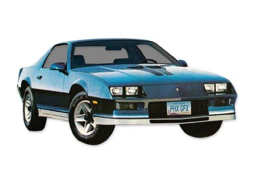 1982 1983 1984 Chevrolet Camaro Z28 Decals & Stripes Kit - MAROON (3rd Generation Camaro Accessories compare prices)