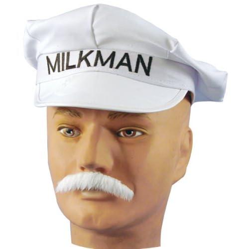 Milkman Costume Kit