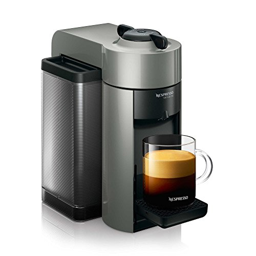 VertuoLine Evoluo Coffee/Espresso Maker in Grey