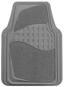 Amazon Com Kraco Rc8304gry Grey Premium Carpet Rubber Mat