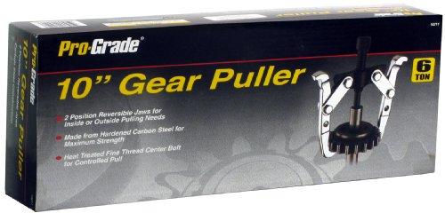 Pro-Grade 18211 10-Inch Adjustable 2 Jaw Gear Puller