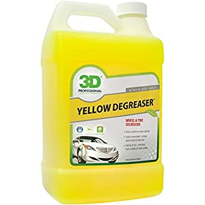 Yellow Degreaser - Wheel & Tire Cleaner - 1 Gallon