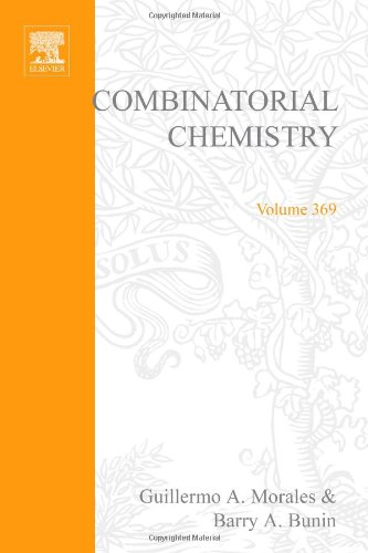 Combinatorial Chemistry, Part B, Volume 369 (Methods In Enzymology) front-629092